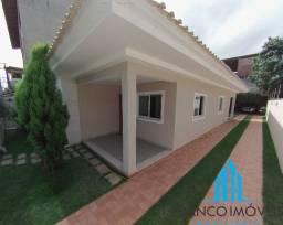 Excelente casa Linear com 03 Quartos sendo 2 suites em Muquiçaba