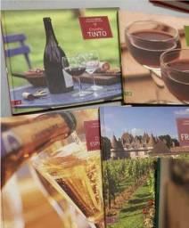Coleção Folha O Mundo Do Vinho