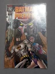 Batman versus predador 1 of 4