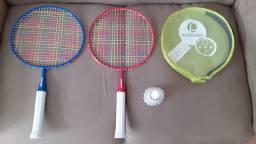 Raquetes Badminton Infantil Artengo