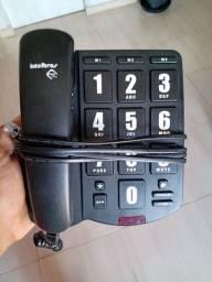 Telefone Residêncial Intelbras Novo