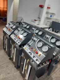 Máquina de trocar óleo câmbio automático