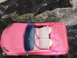 Carro da Barbie + banheira de boneca