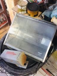 Refletor 400w com reator