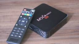 TV BoX mxq Aceitamos Cartão