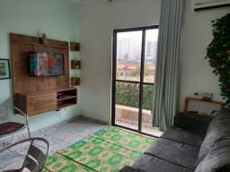 Apartamento Mobiliado de 1 Dormitório com Sacada na Ocian, Locação sem Burocracia