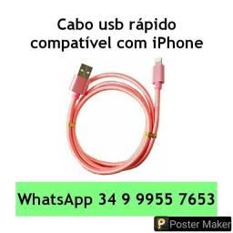 Carregador/Cabo de celular iPhone