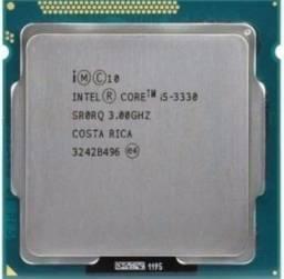 Processador Intel® Core? i5-3330<br>Cache de 6M, até 3,20 GHz
