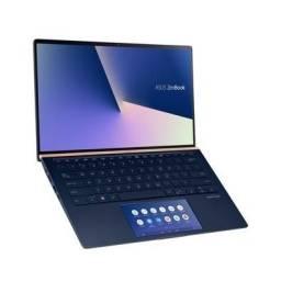 Zenbook Asus - I7 10510u, tela dupla - Lacrado na caixa com Nota Fiscal e Garantia