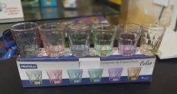 Kit copos dose 40 ml color