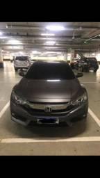 Vendo Honda Civic 18/18 EXL AUTOMATICO