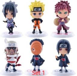 Naruto 6 Pcs Anime 7 cm