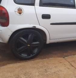 Troca roda Aro 15 Astra GSI, por roda aro 13