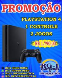 Video game playstation 4