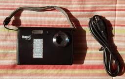 Sucata - Câmera Digital Magic View Dc 887 (não Funciona)
