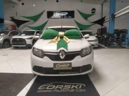 Renault Sandero Expression 1.6 Completo 2015