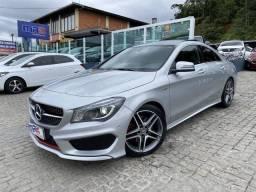 Mercedes-Benz CLA-250 Sport 4MATIC 2.0