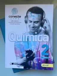 Livro Conecte Live 2 BOX COMPLETO QUÍMICA