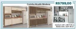 Cozinha atualle moderna