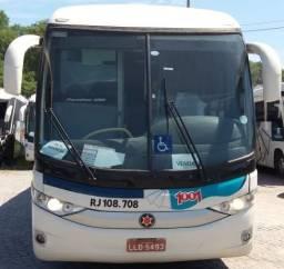 Ônibus - Volvo B9 R, 4x2 - Paradiso 1050, 2011