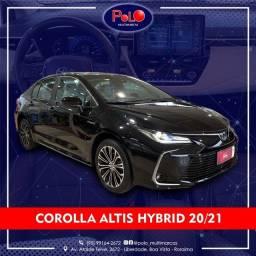 Título do anúncio: Toyota Corolla Altis Premium 20/21