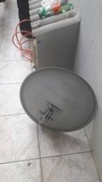 Antena para reseptor desbloqueado
