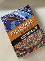 Livro Conecte Filosofia - Volume único