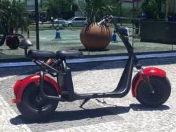 Semi nova - loja - Scooter Elétrica, Citycoco, Moto, X7
