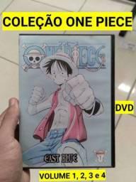 ONE PIECE DVD PRA VENDER LOGO