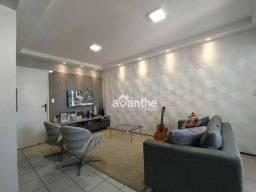 Apartamento com 3 dormitórios à venda, 90 m² por R$ 285.000 - Agenda Residence II / Morada