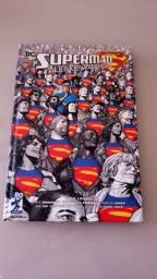 HQ Superman Alienígena Americano Capa Dura. Panini Edição 80 Anos.