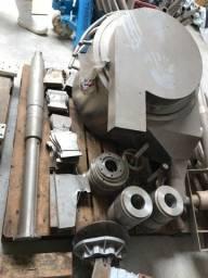 Despolpadeira (Turbo extrator) 50 ton para frutas