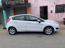 New Fiesta carro novo