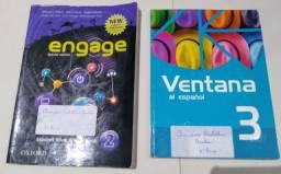 Vendo livros didáticos usados do 8º, 9º e 3º Ano