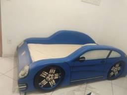 Vendo cama carro usada em bom estado