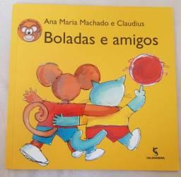 Livro Boladas e amigos