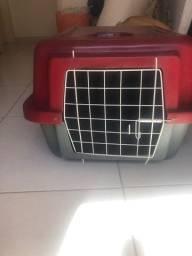 Caixa de transporte pets grande