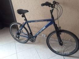 Bicicleta alumínio (cartão)