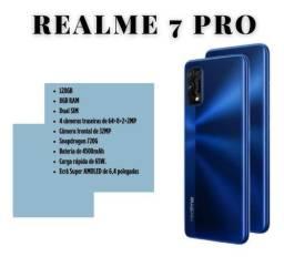 Realme 7 PRO Global e Lacrado