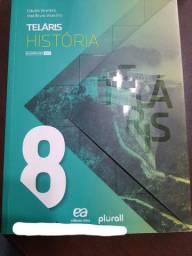 Livro: Telaris Historia - 8 Ano