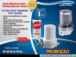 Água de Garrafão tô Fora! -Filtro que resolve-Entrega e Instalação Grátis