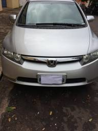Honda civic sedan impecável - 2008