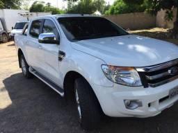Ranger XLT 2014 automática - 4x4 diesel - 2014