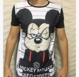 Camisa Mickey