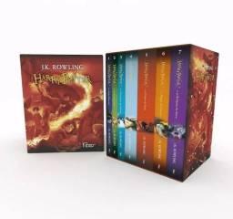 Caixa Harry Potter - Edição Premium - Box 7 livros