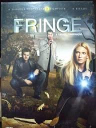 Fringe Temporada 1 e 2