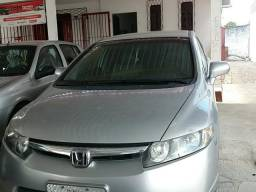 Honda civic 2006/2007 1.8 lxs 16v flex 4p manual - 2007