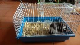 Gaiola para Hamster e Ratinhos