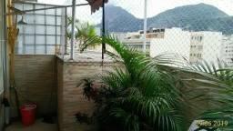 Alugo maravilhosa cobertura em Botafogo com vista da praia e Cristo redentor