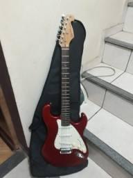 Vendo guitarra gianini ou troca por ob de meu eterece